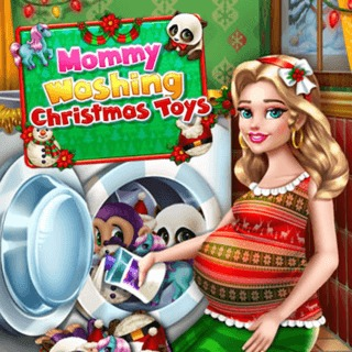 Play Mommy Washing Toys