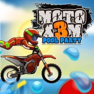 Moto X3M Pool Party