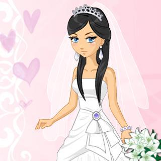 Style dein Hochzeitskleid