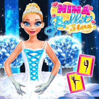 Spiele jetzt Nina Ballet Star