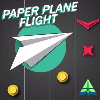 Paper Plane Flight bild