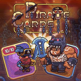 Play game Pirate Cards online