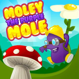 Play Purple Mole