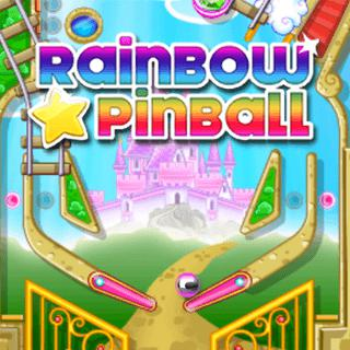 Play Rainbow Star Pinball