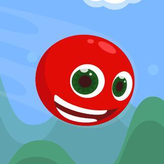 Roter Ball
