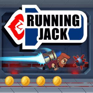 Spiele jetzt Running Jack