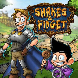 搖晃和煩躁-摇晃和烦躁-Shakes & Fidget-嘗試以這種屢獲殊榮的幻想MMORPG在漫畫風格的名人堂中登頂!