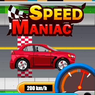 Play Speed Maniac