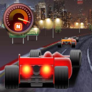 Nitro Autorennen