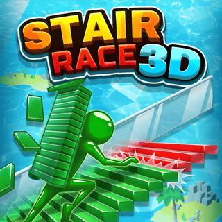 Лестничная гонка 3D