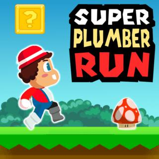 Play Game : Super Plumber Run