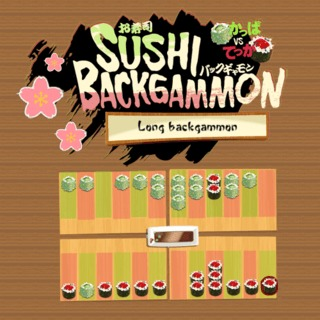 Sushi Backgammon