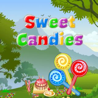 Play game Sweet Candies online