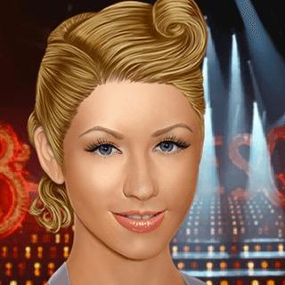 Christina schminken