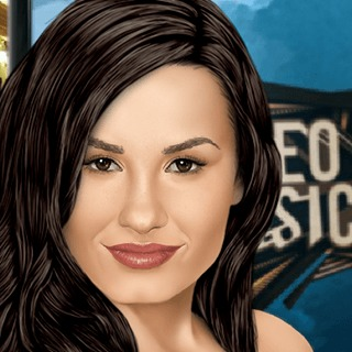 Demi Lovato True Make Up