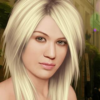 Kelly schminken