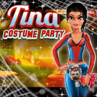 Tina - Costume Party game image