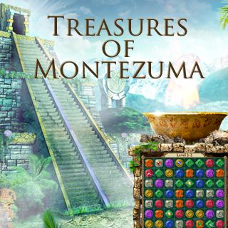 Play game Treasures of Montezuma 2 online