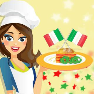 Play Vegetable Lasagna - Cooki…