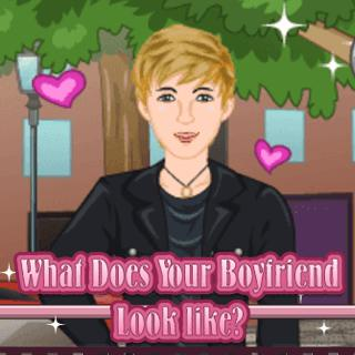 Spiele jetzt What Does Your Boyfriend Look Like?
