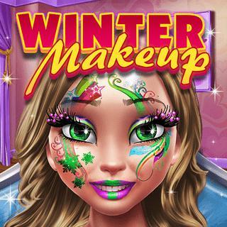 Spiele jetzt Winter Makeup