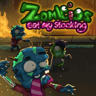 Zombies Eat My Stocking bild