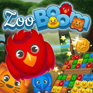 Play game Zoo Boom online