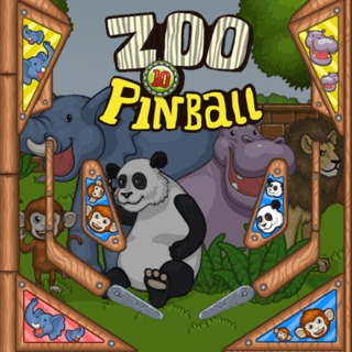 Play game Zoo Pinball online